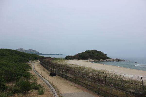 Punto più a nord in cui sono dislocati militari sudcoreani - Sputnik Italia