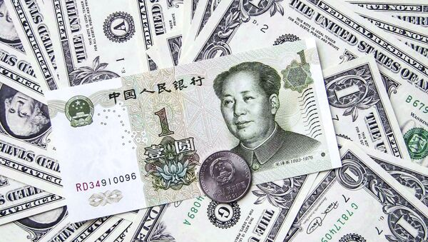 yuan vs dollaro - Sputnik Italia