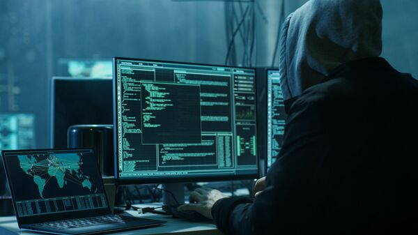 Hacker al lavoro - Sputnik Italia