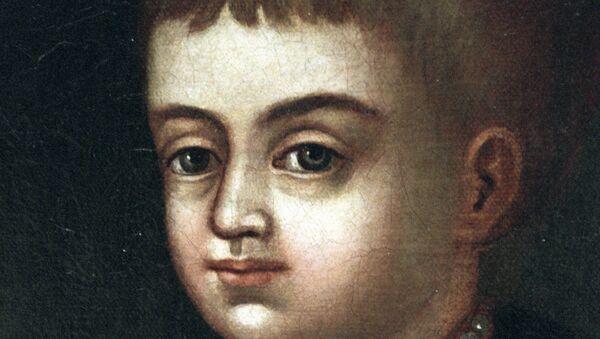 Ritratto di Pietro il Grande in infanzia - Sputnik Italia
