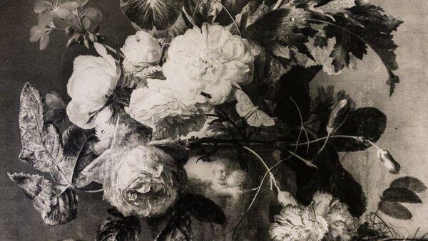 La riproduzione del 'Vaso di fiori' - Sputnik Italia