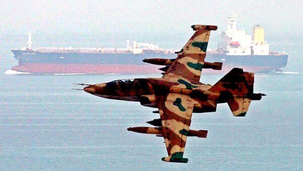 L'aereo iraniano, Golfo di Oman - Sputnik Italia