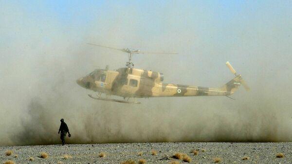 Elicottero da guerra iraniano - Sputnik Italia
