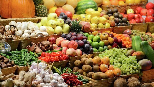 Frutta e verdura - Sputnik Italia
