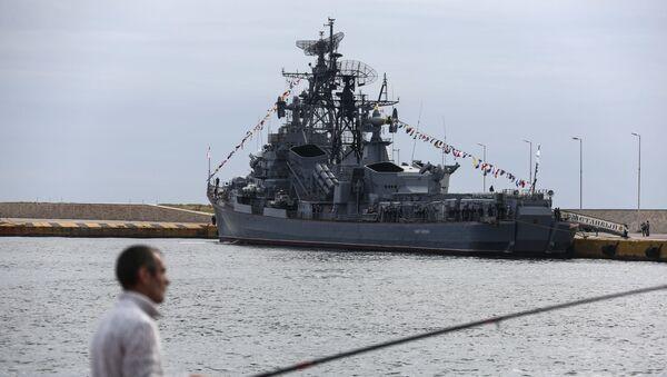 Il pattugliatore della Flotta del Mar Nero Smetlivyj (Perspicace) - Sputnik Italia