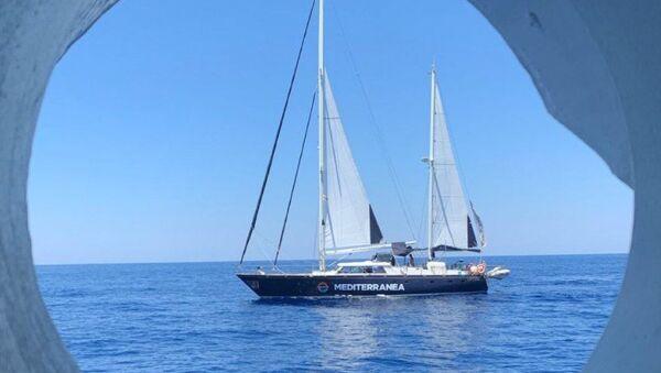 Ong Mediterranea - Sputnik Italia