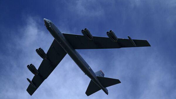 Bombardiere strategico B-52H - Sputnik Italia