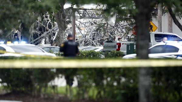 Fuga di gas causa esplosione in un centro commerciale in Florida - Sputnik Italia