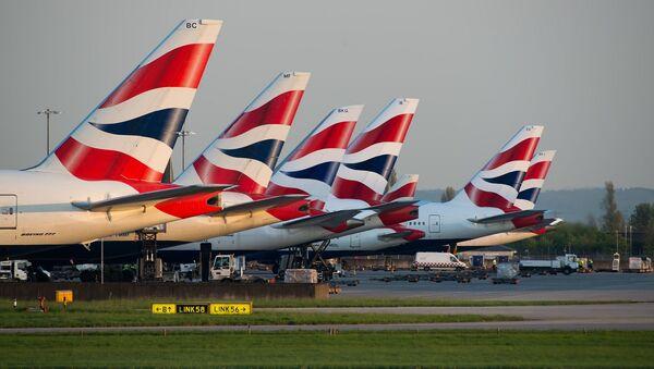 Aeroplani British Airways - Sputnik Italia