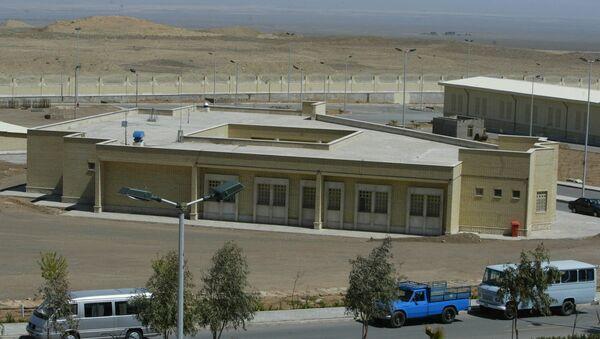 Centrale elettronucleare a Natanz, Iran - Sputnik Italia