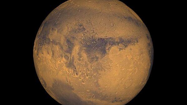 Il pianeta Marte - Sputnik Italia