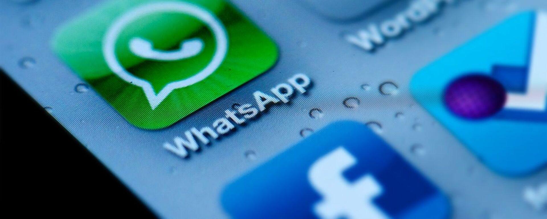 WhatsApp - Sputnik Italia, 1920, 04.08.2021