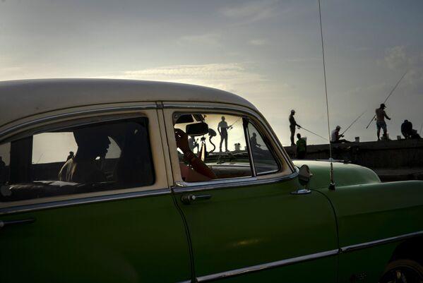 Pescatori all'Havana, Cuba - Sputnik Italia