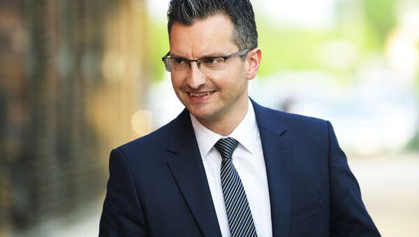 Il primo ministro di Slovenia Marjan Sarec - Sputnik Italia