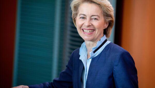 Ursula von der Leyen - Sputnik Italia