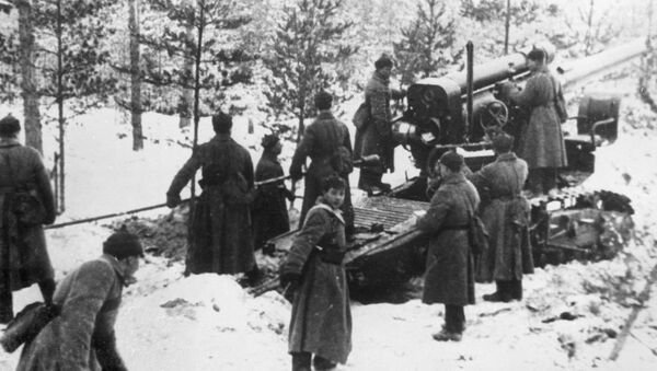 La guerra sovietico-finlandese - Sputnik Italia