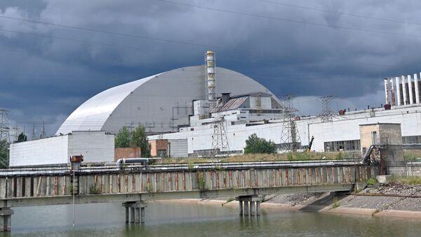 Chernobyl: il nuovo sarcofago - Sputnik Italia