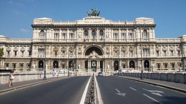 Palazzo di Giustizia, sede della Corte di Cassazione - Sputnik Italia