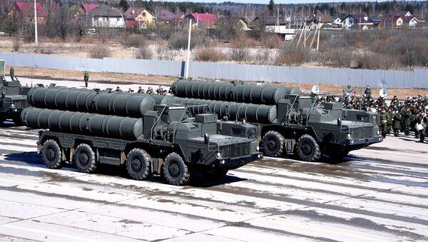Il sistema di contraerea S-400 - Sputnik Italia