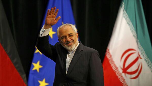 Il ministro degli Esteri iraniano Javad Zarif - Sputnik Italia
