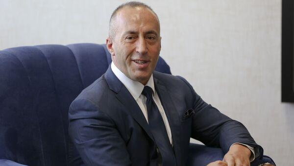 Ramush Haradinaj  - Sputnik Italia