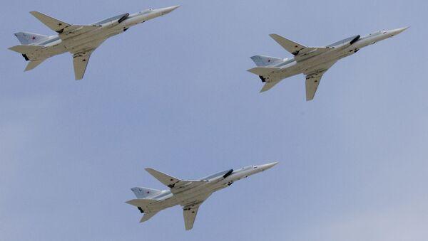 Bombardieri strategici Tupolev Tu-22M3 - Sputnik Italia
