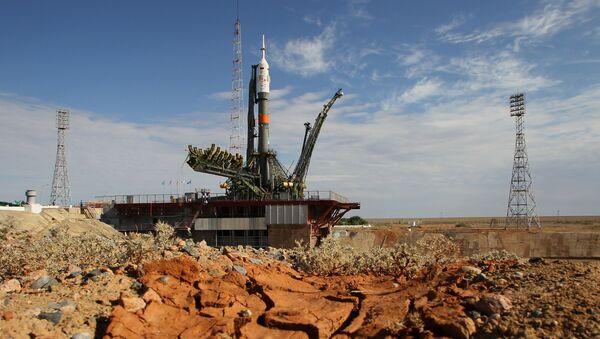 Lancio di Soyuz - Sputnik Italia
