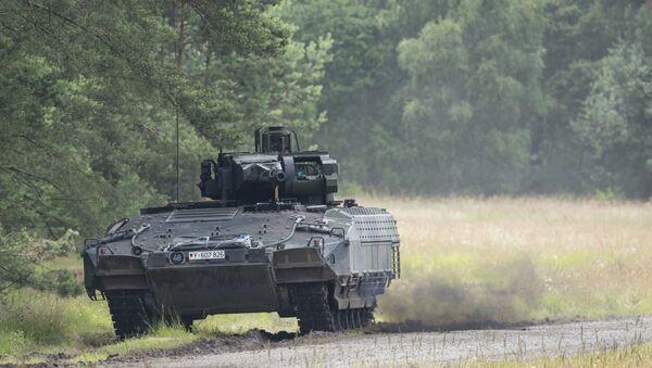 Il veicolo da combattimento corazzato tedesco Puma - Sputnik Italia