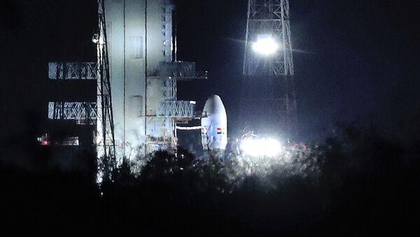 Il lancio della missione indiana Chandrayaan-2  - Sputnik Italia