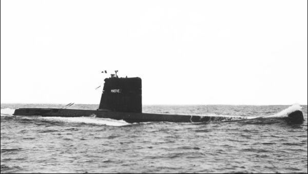 Il sottomarino franceseMinerve, sparito nel 1968 - Sputnik Italia