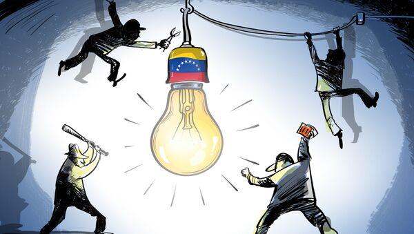 Attacco criminale nel Venezuela - Sputnik Italia