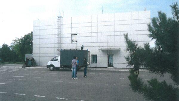 La prigione dell'aeroporto di Mariupol  - Sputnik Italia