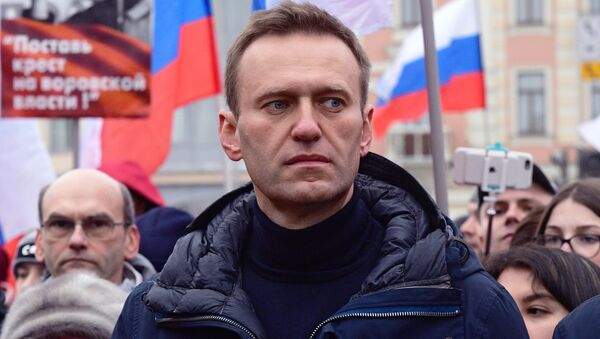 Il politico russo dell'opposizione Aleksej Navalny - Sputnik Italia
