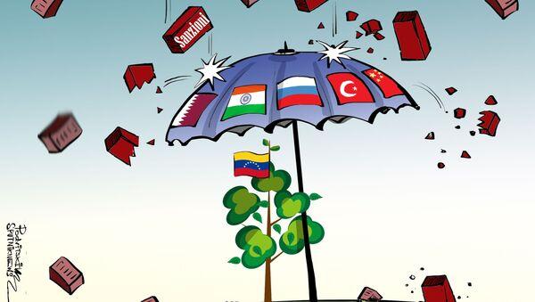 Venezuela protetto da Russia, Cina, Qatar, India e Turchia - Sputnik Italia