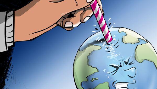 Esaurito la quantità di risorse rinnovabili che il pianeta è in grado di produrre per l'intero anno - Sputnik Italia