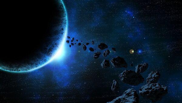 Asteroidi si avvicinano alla Terra - Sputnik Italia
