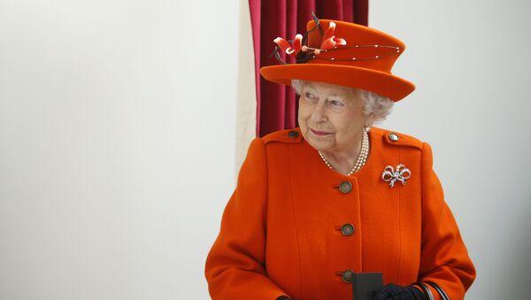 Elisabetta II, regina del Regno Unito di Gran Bretagna e Irlanda del Nord e degli altri Reami del Commonwealth. - Sputnik Italia