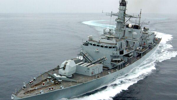 HMS Montrose - Sputnik Italia
