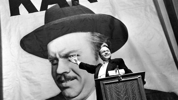 Tratto da 'Quarto potere' (Citizen Kane) - Sputnik Italia