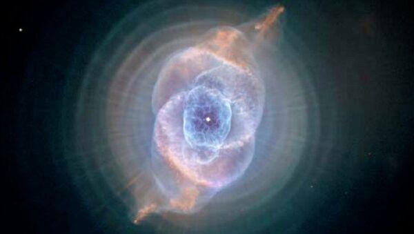 La nebulosa Occhio di Gatto, nella costellazione del Dragone - Sputnik Italia