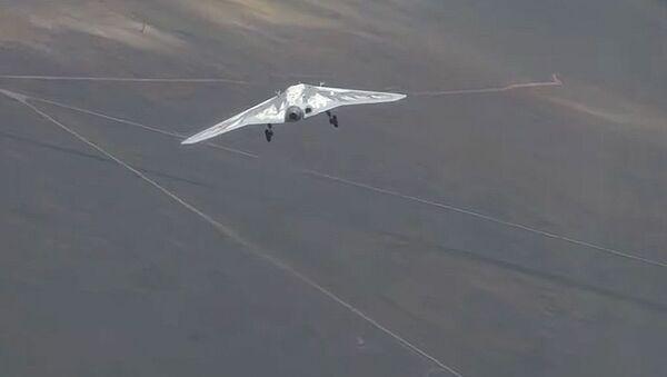 Il drone Okhotnik - Sputnik Italia
