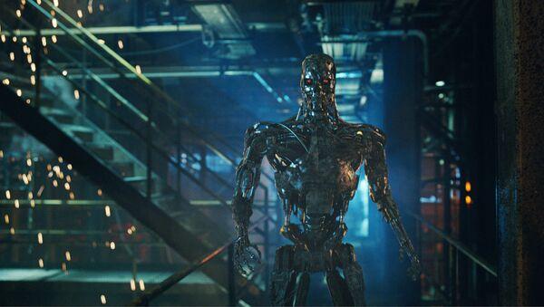 Stills from the film Terminator Salvation: The Future Begins. (File) - Sputnik Italia