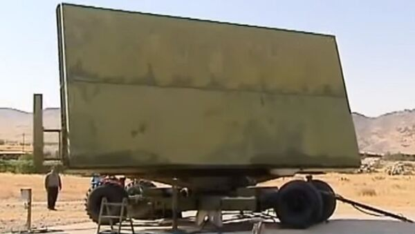 Radar iraniano Falagh - Sputnik Italia