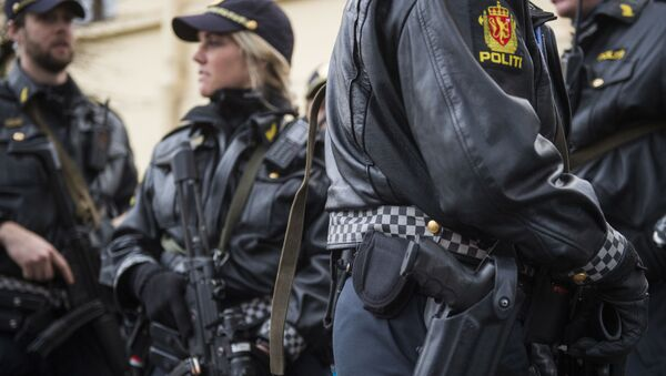 Polizia norvegese - Sputnik Italia