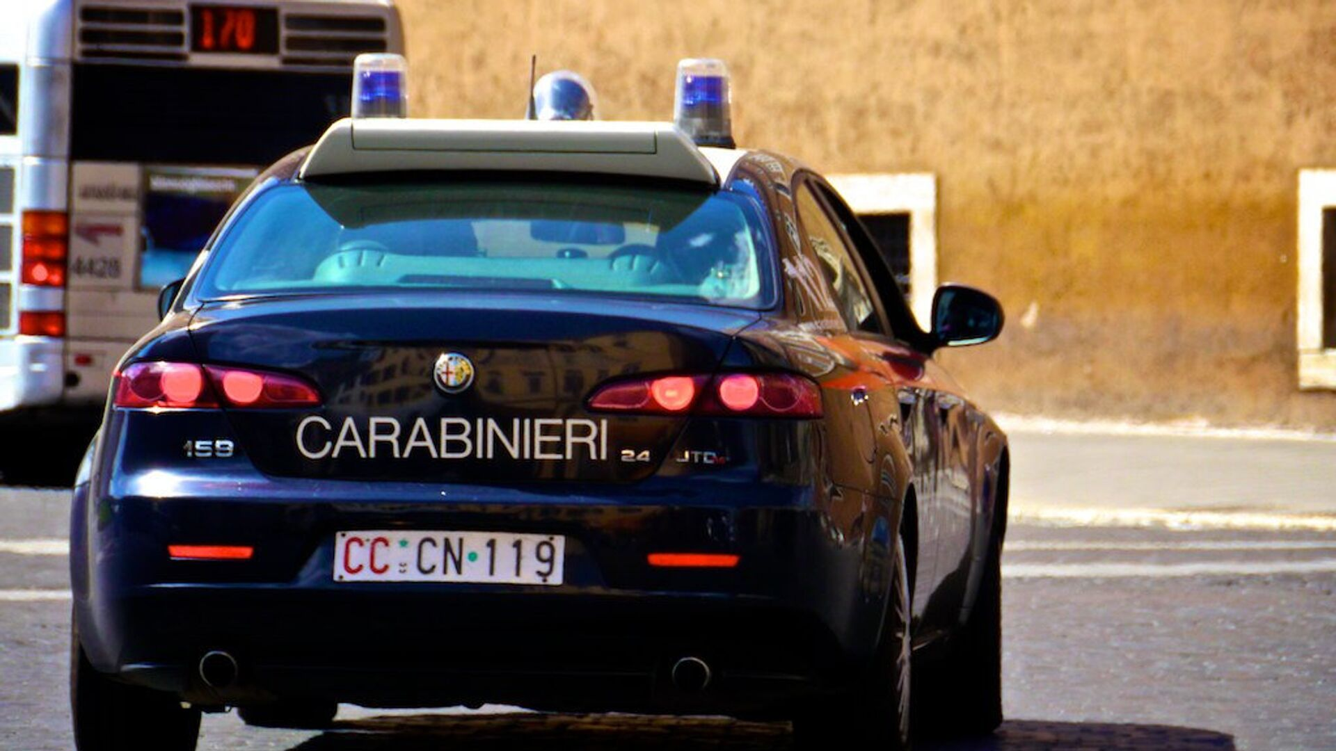 Carabinieri - Sputnik Italia, 1920, 23.09.2021