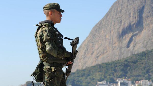 Forze dell'ordine brasiliane - Sputnik Italia