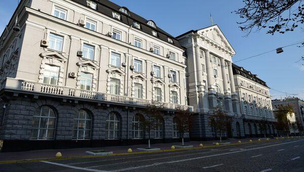 Sede dei Servizi di sicurezza ucraini a Kiev - Sputnik Italia
