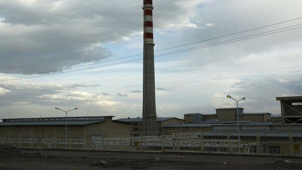 L'impianto di arricchimento dell'uranio di Fordow - Sputnik Italia
