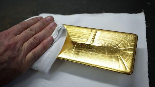 Lingotto d'oro - Sputnik Italia