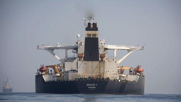 Petroliera Grace 1 - Sputnik Italia